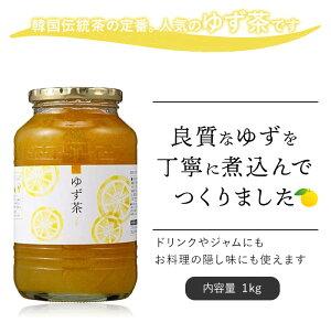 ゆず茶 12本 12kg 韓国 はちみつ 柚子茶 ゆず茶 12個セット デサンジャパン 大象 ジャパン