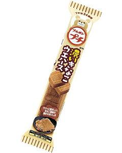 【ブルボン】80円 プチ濃いきなこウエハース(10袋入)