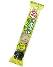 【ブルボン】80円 プチポテト〈のりしお味〉(10袋入)