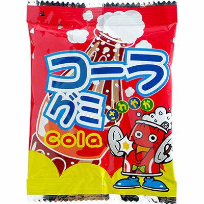 【やおきん】30円 コーラグミ(30袋入)   {駄菓子屋 だがし 業務用 まとめ買い}