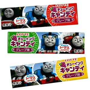 【ロッテ】50円 きかんしゃトーマスとなかまたちチューイングキャンディ(20個入)