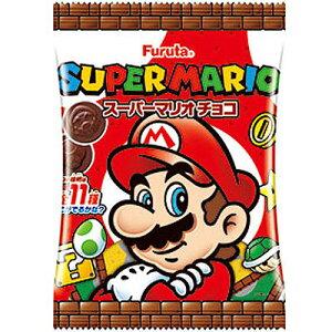 【フルタ製菓】100円 スーパーマリオチョコ32g(10袋入)