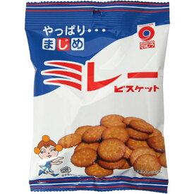 【野村煎豆加工店】ミレービスケット70g(10袋入)