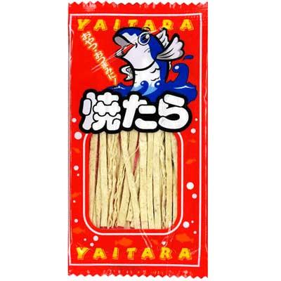 【やおきん】10円焼たら(40袋入)