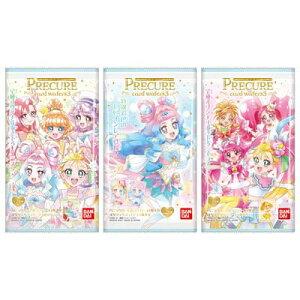 【送料無料】【バンダイキャンディ】プリキュアカードウエハース3(20袋入)×2ケース