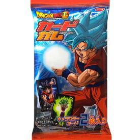 【トップ製菓】60円 ドラゴンボール超カードガム(20袋入)