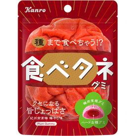 【カンロ】140円 たべタネグミ54g(6袋入)