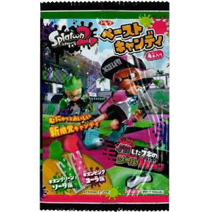 【コリス】100円 スプラトゥーン2 ペーストキャンディ(12袋入)