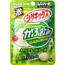 【UHA味覚糖】100円 激シゲキックス がぶ飲みメロンクリームソーダ(10袋入)