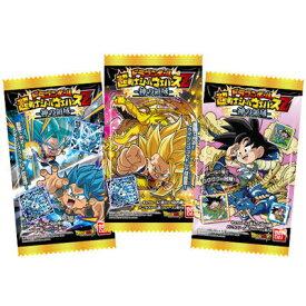 【バンダイキャンディ】90円 ドラゴンボール超戦士シールウエハースZ〈神の領域〉(20袋入)