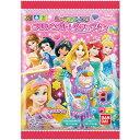 【バンダイキャンディ】280円 カラフルチェンジ プリンセスドレスアップグミ(8袋入)