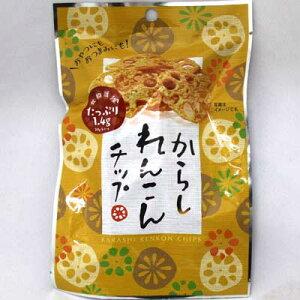 【壮関】150円 からしれんこんチップ20g(6袋入)