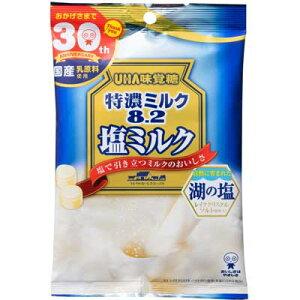 UHA味覚糖 特濃ミルク8.2 塩ミルク 6袋