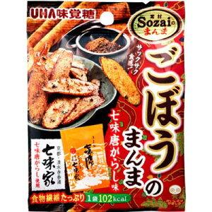Sozaiのまんま ごぼうのまんま 七味唐がらし味 6袋