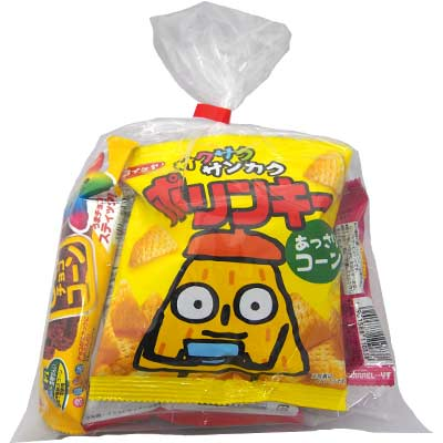 【お菓子セット】【お菓子詰合せ】200円楽々お菓子セット