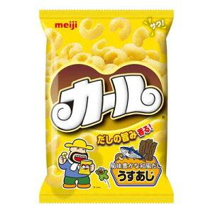 【明治】カール〈うすあじ〉68g(10袋入)