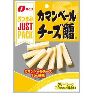 【なとり】JUSUTPACK カマンベールチーズ鱈21g×(10袋入)
