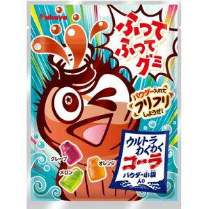 【カバヤ食品】100円 ふってふってグミ51g(10袋入)