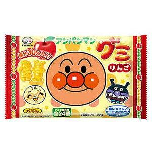 【不二家】70円 アンパンマングミ〈りんご味〉(20袋入)