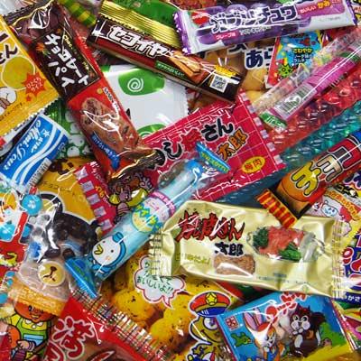 【送料無料】【まとめ買い】【駄菓子詰合せ】スナック菓子少なめ!駄菓子いろいろ150点詰合せ