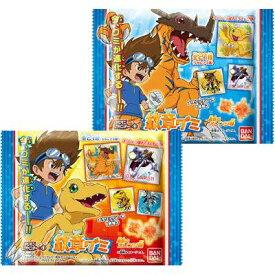 【バンダイキャンディ】130円 デジモンアドベンチャー 紋章グミ(12袋入)
