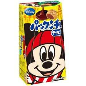 【森永製菓】100円パックンチョ チョコ(10個入)
