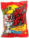 【やおきん】30円 ガリボリラーメン〈ピリ辛にんにく〉(21袋入)     {駄菓子 だがし屋 お菓子 スナック菓…