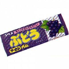 【コリス】20円ぶどうフーセンガム(40個入+当たり付き)