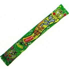 【やおきん】20円 サワーペーパーキャンディ〈アップル〉(36個入)     {駄菓子 だがし屋 お菓子 おやつ あめ グミ 大人買い まとめ買い}