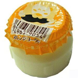 【駄菓子】20円 ヨーグル オレンジ(20個+当たり入)