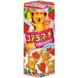 【ロッテ】100円コアラのマーチ〈いちご〉(10個入)