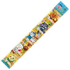【不二家】160円 アンパンマンミニミニラムネ5連 (20個)