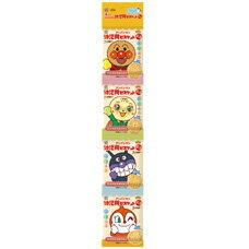 【不二家】160円 アンパンマン幼児用ビスケットミニ4連 (10個)