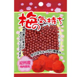 【オリオン製菓】80円 梅の気持ち(12袋入)