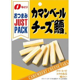 【なとり】JUSUTPACK カマンベールチーズ鱈21g(10袋入)