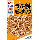【なとり】JUSUTPACK つぶ餅ピーナッツ(10袋入)