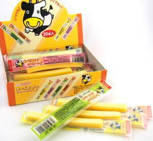 【扇屋】30円 チーズおやつ ロング(20本入)