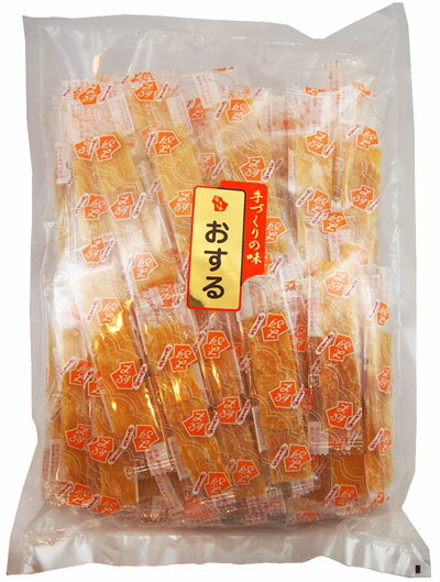 【京するめ】【桐山食品】おする(500g)