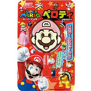 【グリコ】100円 ペロティスーパーマリオ(12個入)