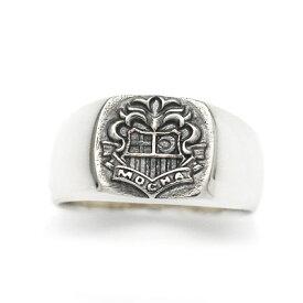 【送料無料】[dagdart MOCHA] pledge ring シルバーリングDAgDART DR-274 【楽ギフ_包装】 971292
