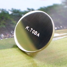 【無料刻印】ボールマーカーゴルフの必須品!MS-0010620ます得10