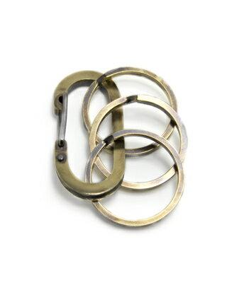 完全オリジナルハンドメイド キーホルダー メンズ レディース 真鍮 カジュアル シンプル プレゼント 誕生日プレゼント 誕生日 記念日 クリスマス クリスマスプレゼント 「Lifestyle Design Lab」LLK-001br3 971292