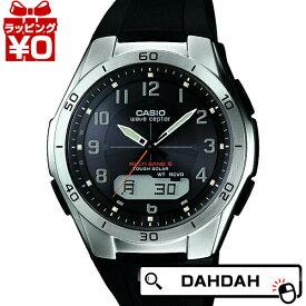 【24時間エントリーでポイント21倍+クーポン利用2000円OFF+5%還元】正規品 WVA-M640-1A2JF CASIO カシオ WAVE CEPTOR メンズ腕時計 送料無料