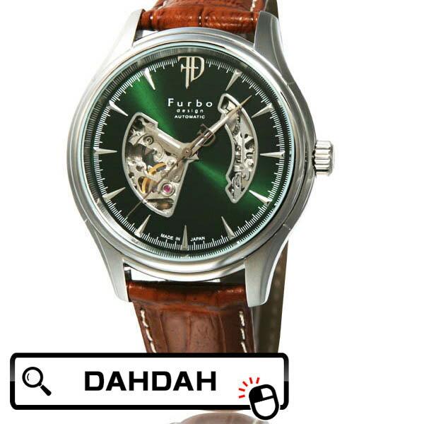 【クーポン利用で10%OFF】正規品 F5025NGRBR Furbo Design フルボデザイン メンズ腕時計 送料無料