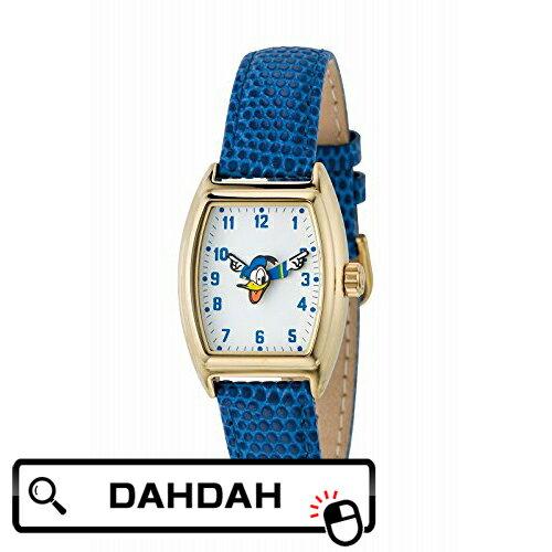 【クーポン利用で10%OFF】正規品 DND-SQUARE06-WH-BL Disny ディズニー MICKEY ROLLING キッズ用腕時計 送料無料