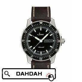 【クーポン利用で10%OFF】Sinn ジン シースルーバック ドイツ製 ドイツメイド 104.ST.SA 104.ST.SA メンズ 腕時計 国内正規品 送料無料