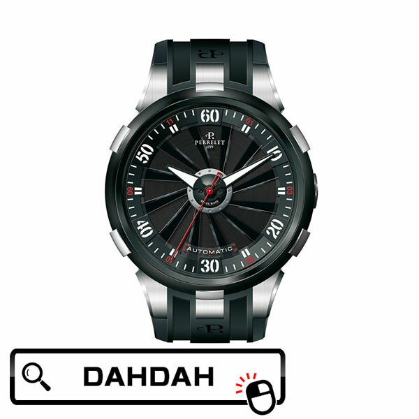 【クーポン利用で10%OFF】A1050/1 ペルレ PERRELET メンズ 腕時計 国内正規品 送料無料