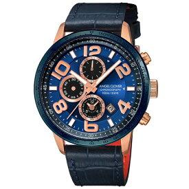【クーポン利用で10%OFF】LUCE ルーチェ LU44PNV-NV Angel Clover エンジェルクローバー メンズ 腕時計 国内正規品 送料無料