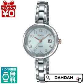ソーラー発電 SHS-D200D-7AJF SHEEN シーン CASIO カシオ レディース 腕時計 国内正規品 送料無料 ブランド