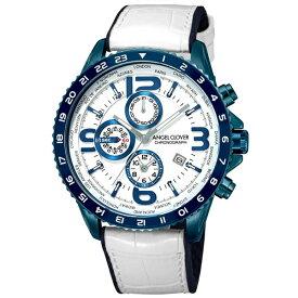 【クーポンで10%OFF+エントリーで11倍】MONDO モンド MO44BNV-WH Angel Clover エンジェルクローバー メンズ 腕時計 国内正規品 送料無料 プレゼント ブランド